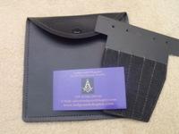 promo code 59e89 bb408 Leather Jewel holder
