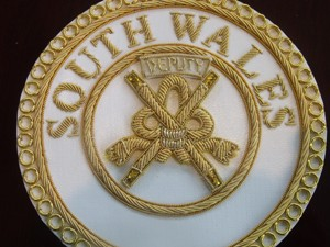 Full Dress Apron Badge