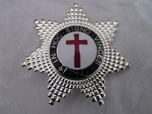 Knights Templar Regalia
