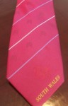 Holy Royal arch South Wales Province Tie