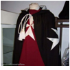 Quality Masonic Knights Malta (Templar) Mantle & Tunic