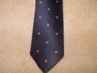 Silk Grand chapter Tie
