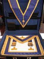 Masonic Craft Provincial - Full set of Dress Regalia