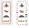 Masonic Bookmark