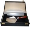 New, Masonic Fine Silver Plated Presentation Trowel.