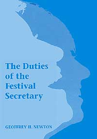 Duties of the Festive Secretary